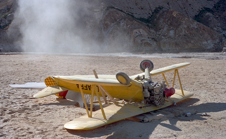 Stearman model aftermath